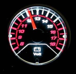 Megan Racing Volt Meter