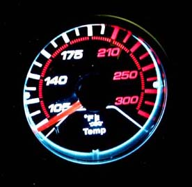 Megan Racing Water Temp Gauge